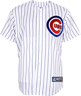 MLB Chicago Cubs Home Replica Jersey, White