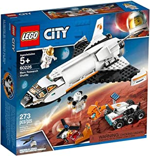LEGO City Space Port Mars Research Shuttle for age 5+ years old 60226