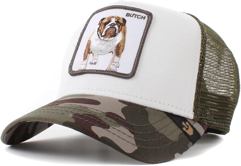 Goorin Bros. Trucker Cap BUTCH Weiß Camouflage B07B1J59ZY  Überlegen Überlegen Überlegen 3e896d