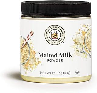 King Arthur Flour Malted Milk Powder 12 Ounces (Packaging May Vary)