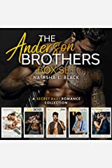 The Anderson Brothers: A Secret Baby Romance Collection Kindle Edition