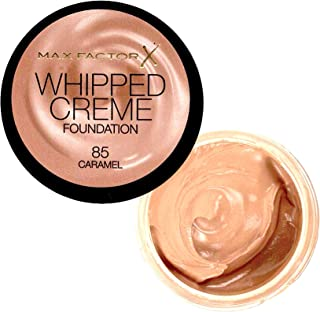 Max Factor Whipped Creme Foundation - 18ml, 85 Caramel