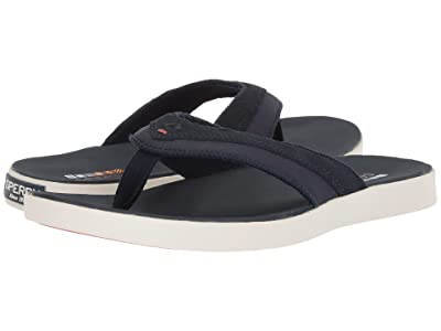 Sperry Wahoo Sandal (Navy) Men