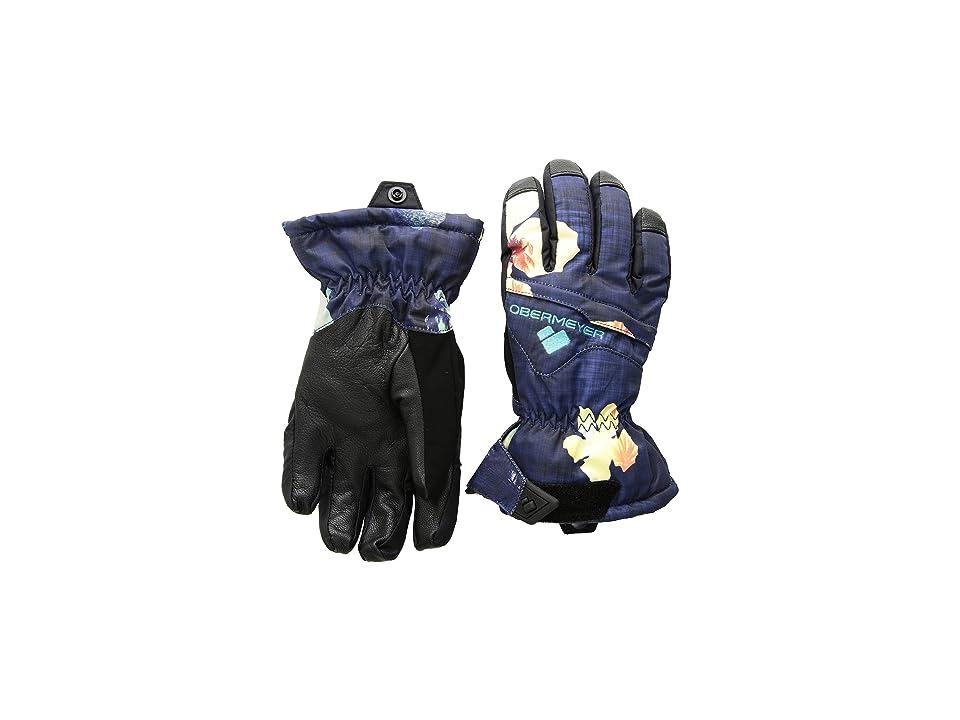 Obermeyer Kids Lava Gloves (Little Kids/Big Kids) (Paradiso) Extreme Cold Weather Gloves