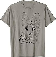 Ginger Serval Tee Shirt