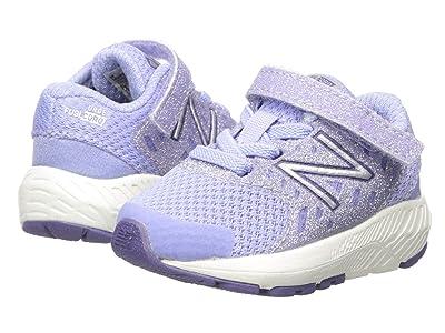 New Balance Kids FuelCore URGEv2 (Infant/Toddler) (Clear Amethyst/Violet) Girls Shoes