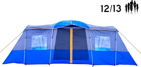12+ person tents