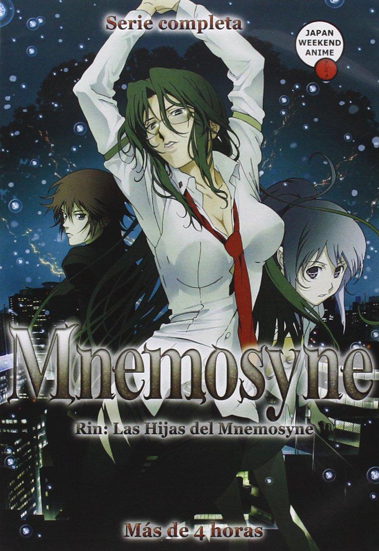 Amazon.com: Rin: Las Hijas Del Mnemosyne (Spain - Importation) : Animación,  Shigeru Ueda: Películas y TV