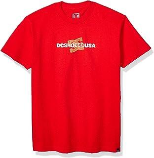 Men's Dc Graphic Short Sleeve Tee Shirt