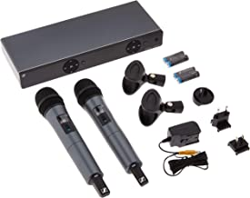 XSW 1-835 Dual-Vocal Set with 2 835 Handheld Mics (A: 548 to 572 MHz)
