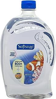 Softsoap Liquid Hand Soap Refill, Aquarium Series, 56 oz
