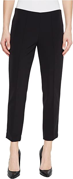 Elliott Lauren - No Waist Pull-On Crop Pants