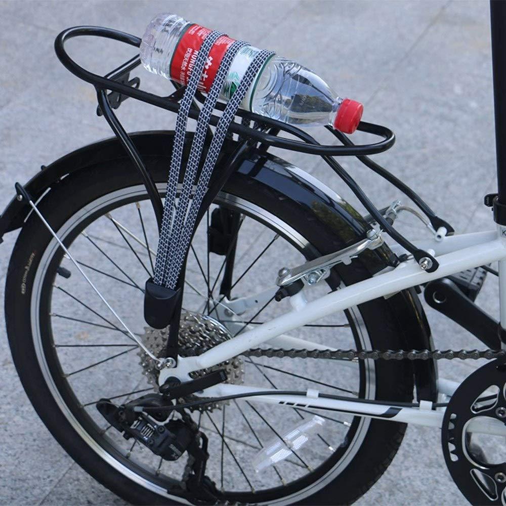 Quskto Bicicleta del Estante del Pannier, Portabicicletas ...