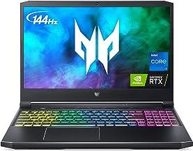 "Acer Predator Helios 300 PH315-54-760S Gaming Laptop | Intel i7-11800H | NVIDIA GeForce RTX 3060 Laptop GPU | 15.6"" Full H..."