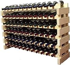 cheap wooden wine racks