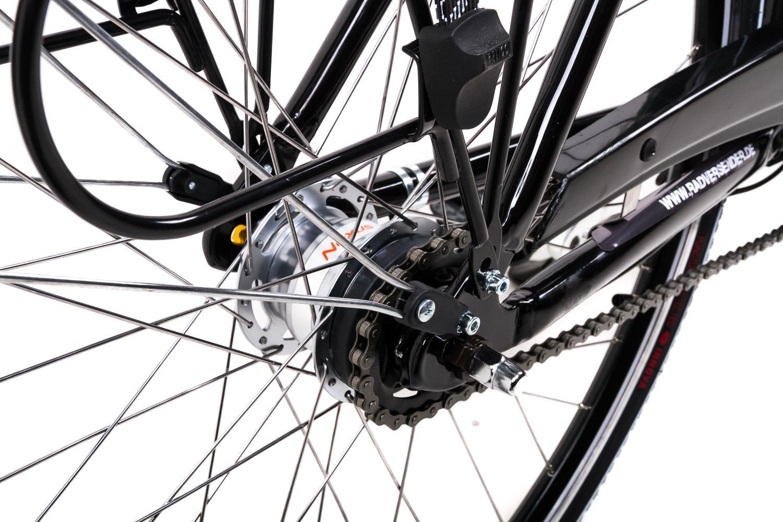 28 pulgadas Aluminio Bicicleta Hombre City Bike Shimano Nexus 7 ...
