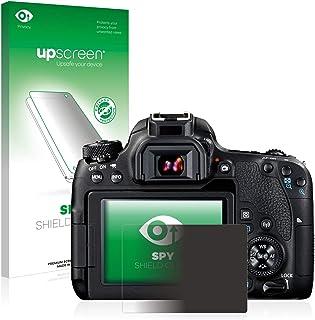 upscreen Protector Pantalla Privacidad Compatible con Canon EOS 77D Anti-Espia Privacy