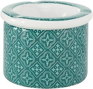 NEDTC Grande cendrier en c/éramique cr/éative pour Le Salon Le Bureau Le Bureau Le cendrier Coupe-Vent 14 cm x 8 cm la Chinoise