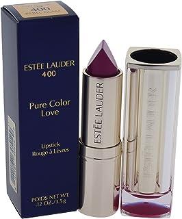 Estee Lauder Pure Color Love Lipstick, Rebel Glam, 0.12 Ounce