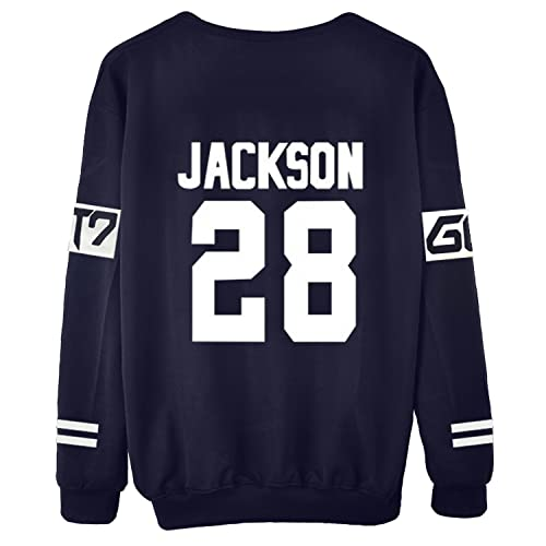 Dolpind Kpop GOT7 All Members Sweater Jackson Unisex Pullover Sweatershirt Hoodie