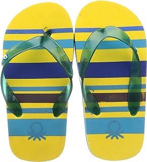 United Colors of Benetton Unisex Kids Flip-Flops
