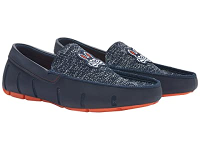 SWIMS Swims Psycho Bunny Venetian Loafer (Navy) Men