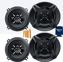 Sponsored Ad - Sony Two Pairs XS-FB1330 5-1/4 (13 cm) 3-Way Speakers photo