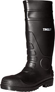 31151 Economy Kneed Boot for Agriculture, 15-Inch, Size 9, Black (Renewed)