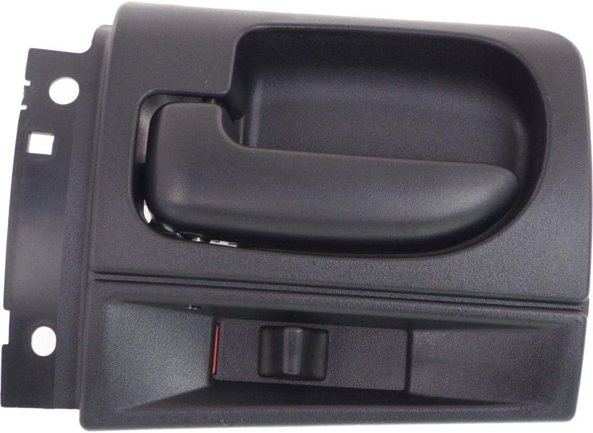 Interior Door Handle For 2001-2004 Sid 返品交換不可 Front 信憑 Driver Dodge Dakota