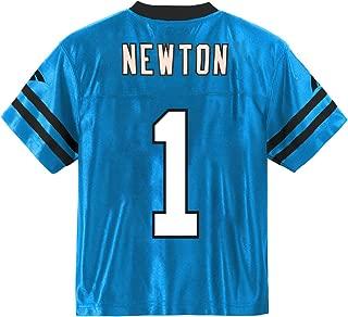 Outerstuff Cam Newton Carolina Panthers #1 Blue Youth Alternate Player Jersey (X-Large 18/20)