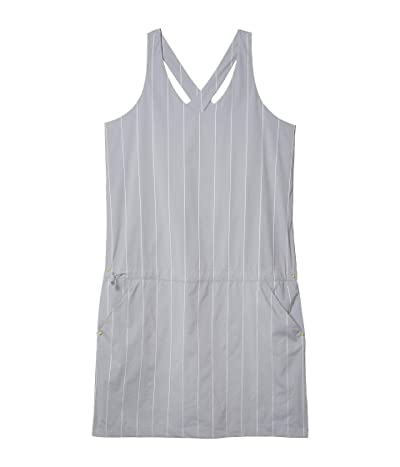 Marmot Gretchen Dress Short Sleeve (Sleet) Women