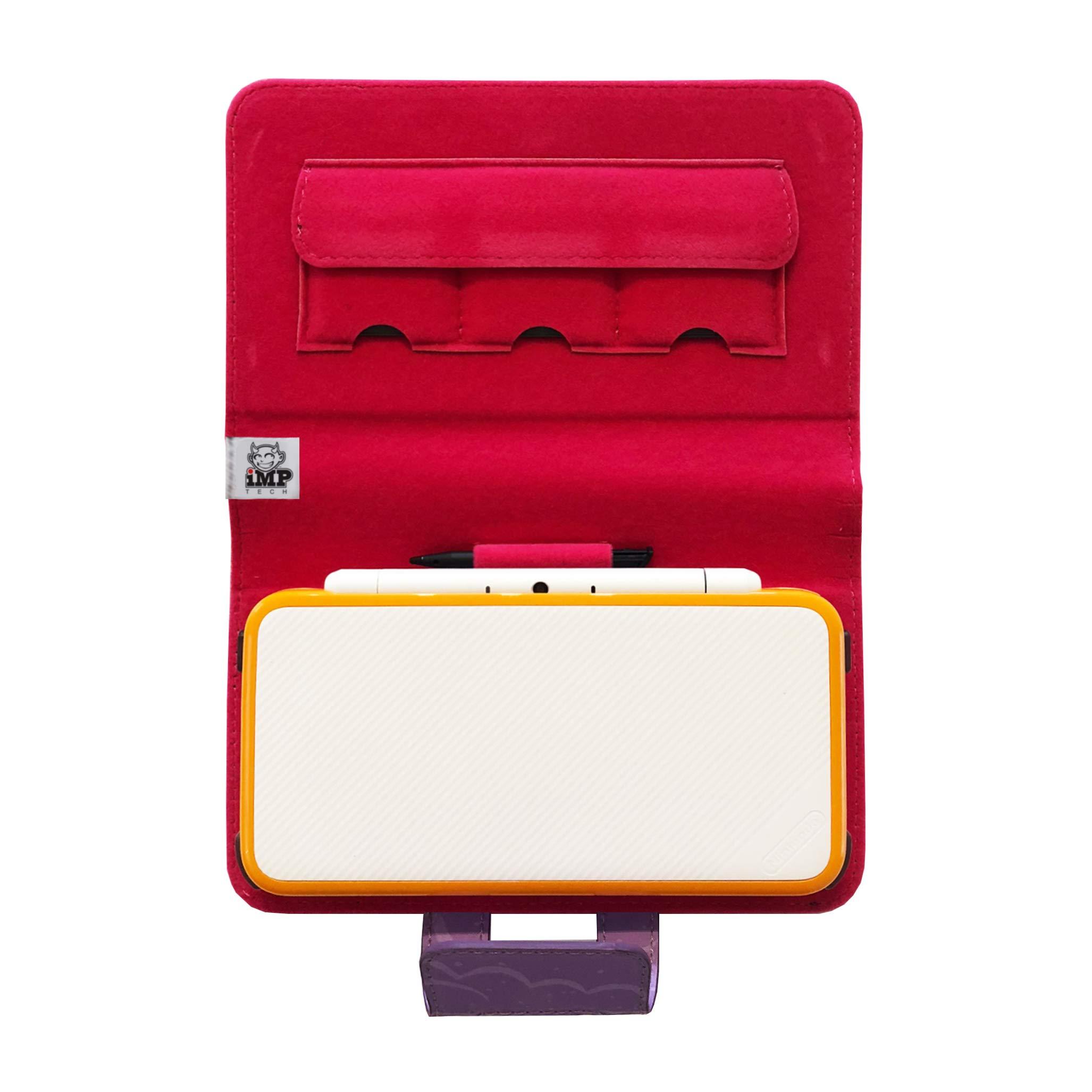 iMP 2DS XL Unicorn Open and Play Carry Case (Nintendo 2DS XL/Nintendo DS) [Importación inglesa]: Amazon.es: Videojuegos