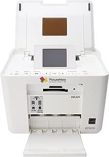 Epson PictureMate Charm Compact Photo Printer PM 225 (C11CA56204)
