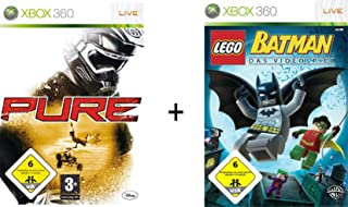 Microsoft Pure Lego Batman Double Pack (Xbox 360)