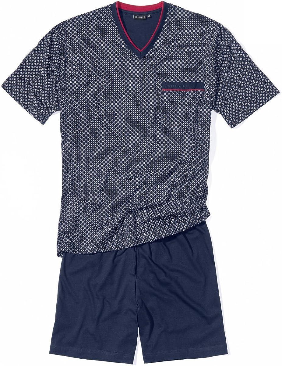 Götzburg Conjuntos de Pijama para Hombre: Amazon.es: Ropa