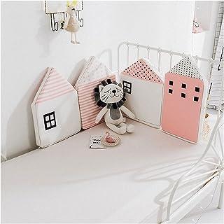 YSJJWDV Teepee tält bärbart barntält Tipi barn rosa prinsessslott för flickor barn lekhus utomhus inomhus leksakstält (fär...