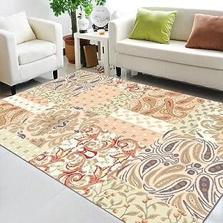 Tapis Chambre Tapis de Salon Style Moderne Impression Couleur Mixte Paillasson Intérieur Tapis, 200X300(79X119inch)