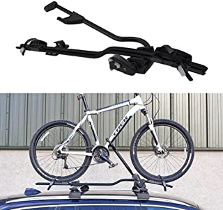 KPGDG Fits for Land Rover LR2 Freelander 2 2006-2016 Touring & Mountain Bike Rack Bicycle Bike Rack Roof Mount Bicycle Carrier Rooftop