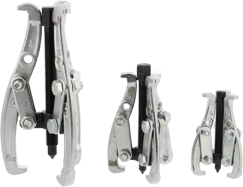 10-Inch Shop-Tek 3-Jaw Reversible Gear Puller
