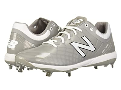 New Balance 4040v5 Metal (Grey/White) Men