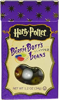 Jelly Belly Harry Potter Bertie Bott's 1.2 ounces (6 Pack)