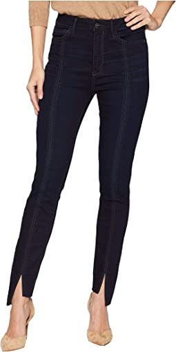 Stiletto High-Rise Ankle Skinny in Bronwyn