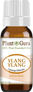 Ylang Ylang Essential Oil 10 ml 100% Pure Undiluted Therapeutic Grade.