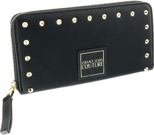 Versace jeans couture portafoglio con borchie da donna VVBPE1-71407-899