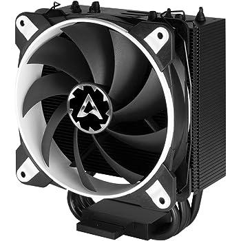 Arctic Freezer 33 TR – Dissipatore di Processore Semi-Passivo con Ventola da PWM 120 mm, Dissipatore per CPU Fino una Potenza di Raffreddamento di 320 Watt – Bianco