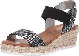 Anne Klein Women's Cait Espadrille Wedge Sandal