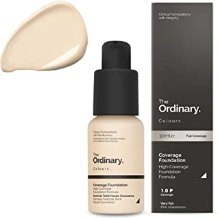 The Ordinary Coverage Foundation 30ml 1.0 P Very Fair