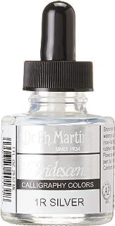 Dr. Ph. Martin's 400070-1R ألوان الخط قزحية اللون، 1. 0 أونصة، فضي قزحي (1R)