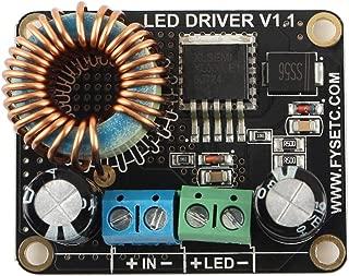 BCZAMD DLP Boost LED Driver Board Module 60V/5A 30W Constant Current Driver for LED Lighting TFT Backlighting SLA UV Cured 3D Printer Parts