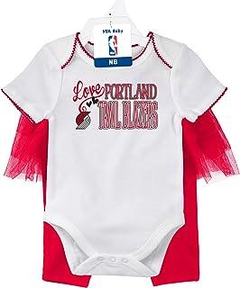 827c2e5e4 Outerstuff NBA Newborn NBA Newborn Half Court Dancer Tutu Legging with  Onesie Set